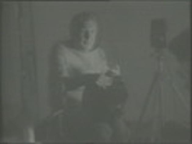 Jean Otth - Portrait de René Berger
