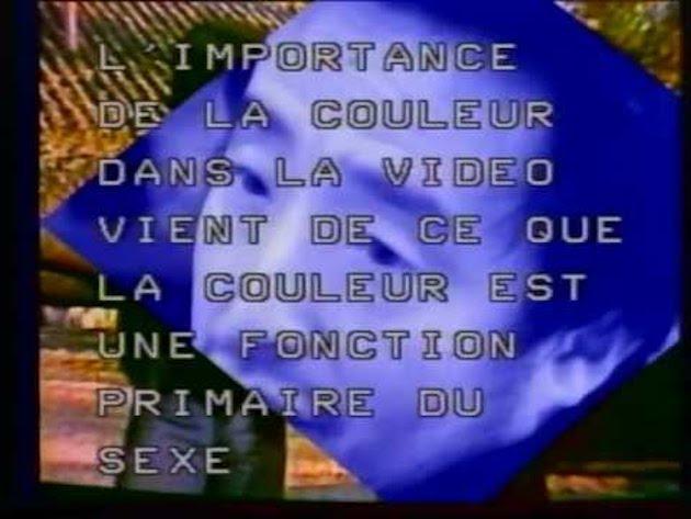 Jean-Paul Fargier - L'arche de Nam June