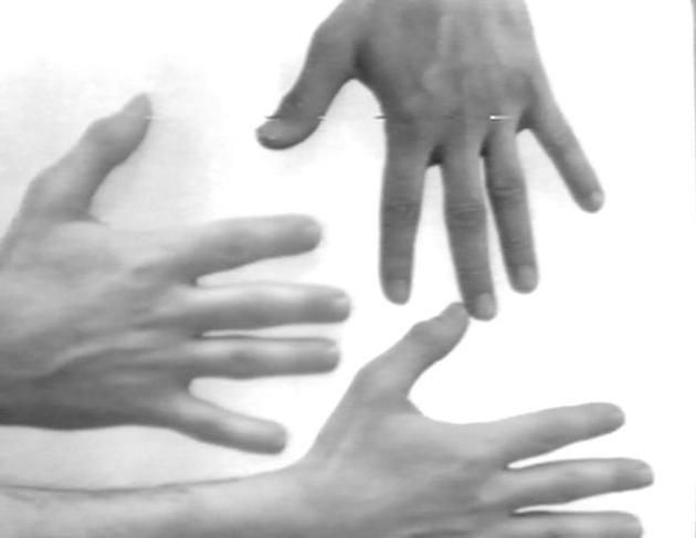 Michele Sambin - Anche le mani invecchiano